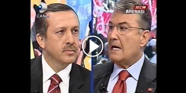 Sene 2002... Erdoğan ve Baykal ekranlarda böyle kapışmıştı