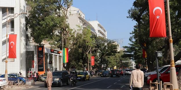 Senegal'de 'Türkiye' heyecanı!