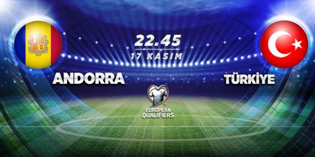 Şenol Güneş'ten sürpriz kadro! Andorra maçında 11'imiz belli oldu