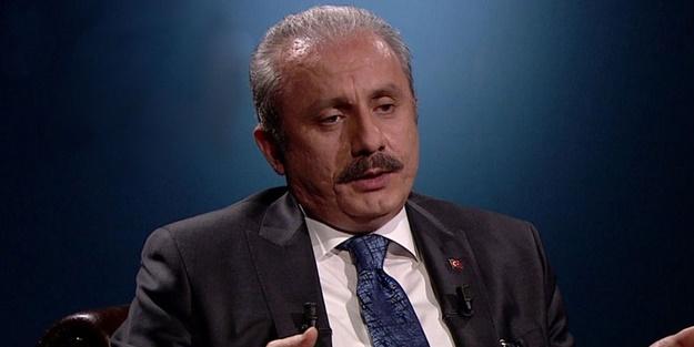 Şentop: İstanbul sözleşmesi yeniden gözden geçirilebilir