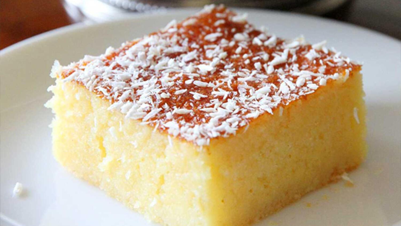 Şerbetli irmik tatlısı | Revani tatlısı nasıl yapılır?