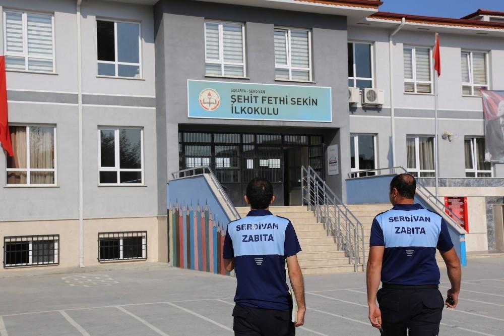 Serdivan'da okul kantinleri denetlendi