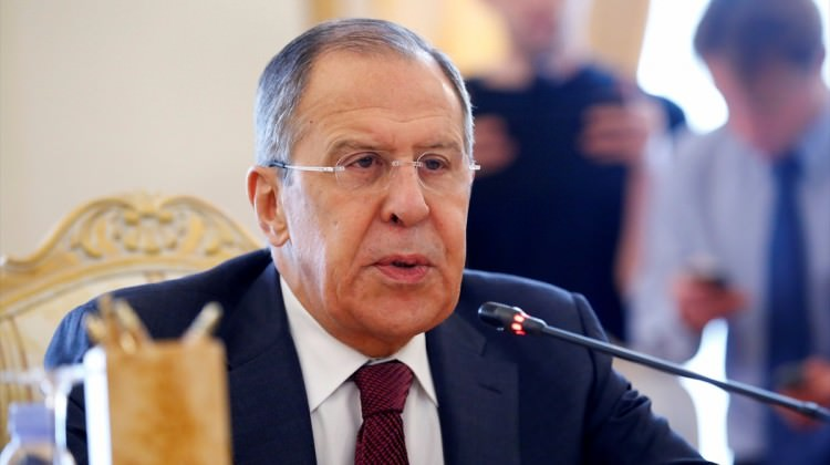Sergey Lavrov'dan Suriye açıklaması
