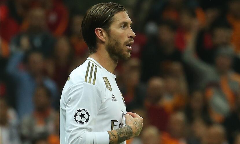Sergio Ramos'a 1 milyon avro vergi cezası