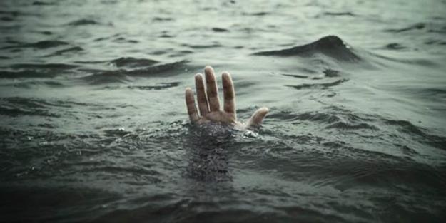 Serinlemek için denize girdi ama...
