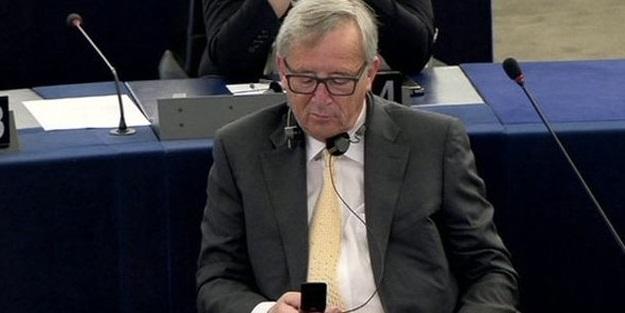 'Gevezelik yapmayın, Çipras ile mesajlaşıyorum!'