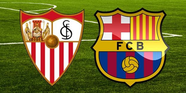 Sevilla Barcelona maçı ne zaman, saat kaçta, hangi kanalda?