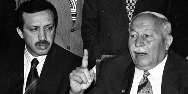 Şevki Yılmaz: AK Parti'nin önünü Erbakan açtı
