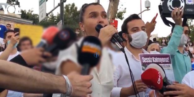 Şevval Sam: Baştakilerin sözünü değiştirmemiz lazım