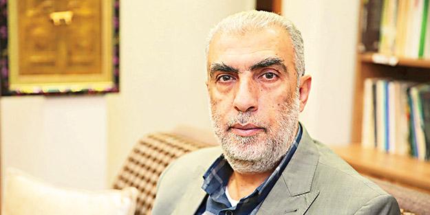 Şeyh Salah'ın yardımcısı Kemal Hatib Yeni Akit'e konuştu: Türkiye'nin desteğiyle direniyoruz