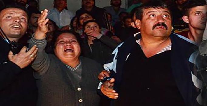 Seyhan'da çıkan yangında hamile kadın mahsur kaldı
