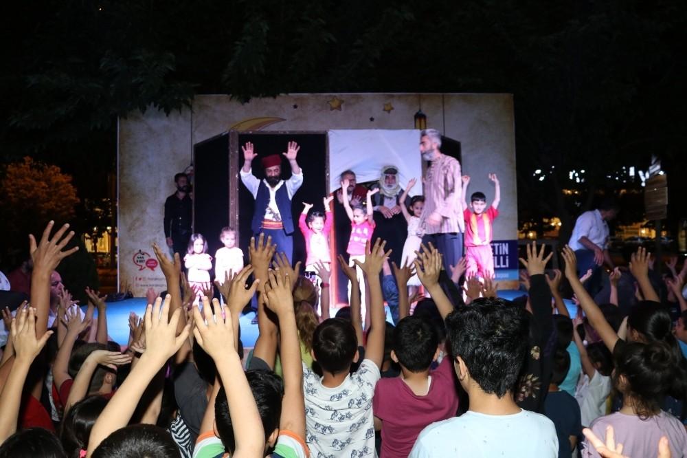 Seyrantepe'de vatandaşlara sıra gecesi