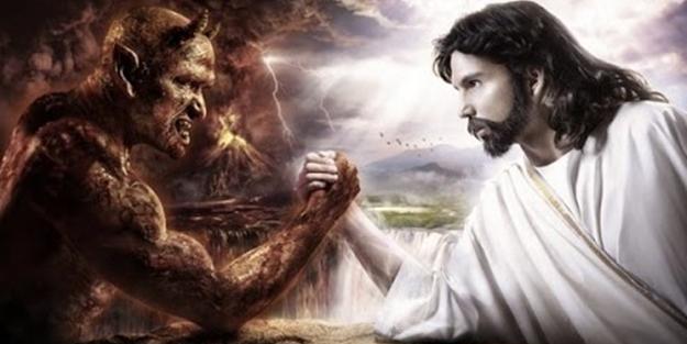 Şeytan hiç insanlara görünmüş müdür?