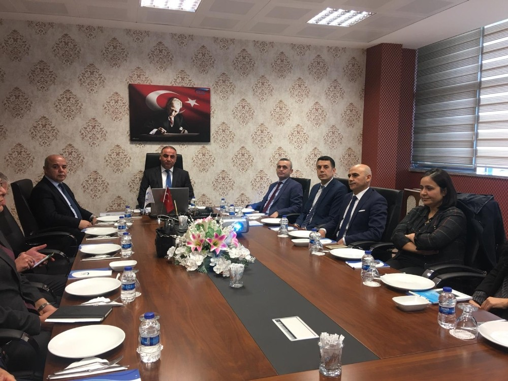 """SGK Kayseri İl Müdürü Hacı Ali Hasgül: """"Kayıt dışı istihdamı önlemek amacıyla toplantılarımız devam edecek"""""""
