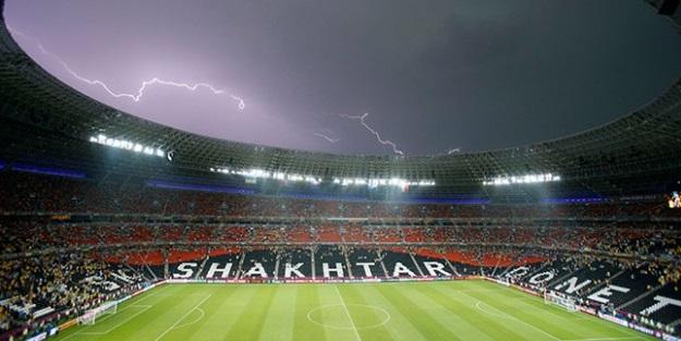 Shakhtar Donetsk'in karnesi!