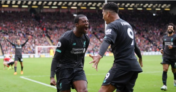 Sheffield United Liverpool maçı kaç kaç bitti?