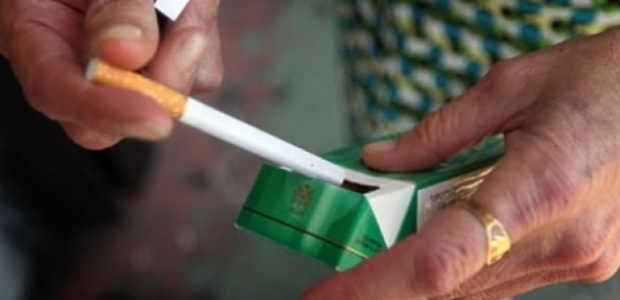 Sigarayı bırakan yer Federal Yasalar