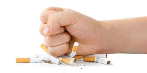 Sigarada iki kelime yasak!