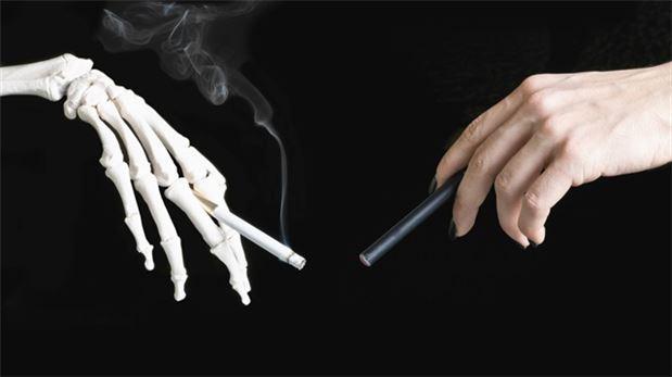 Sigaranın yerini e-sigara alıyor!