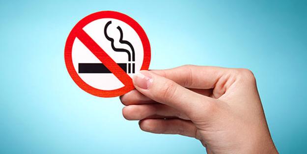 Sigarayı bırakmanın tam zamanı!