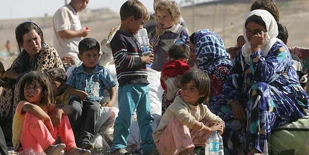 Sığınmacıların Türkiye'ye etki raporu