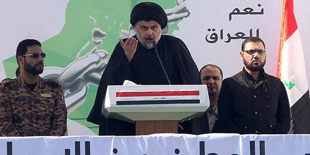 Şii lider Sadr'dan Türkiye'ye üstü kapalı küstah tehdit!