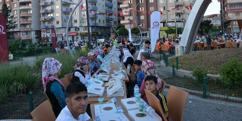 Siirt valiliğinin düzenlediği Ramazan etkinlikleri sona erdi