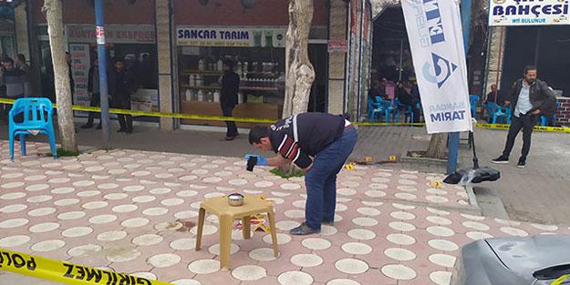 Siirt'te amca ve yeğen silahlı saldırıya uğradı