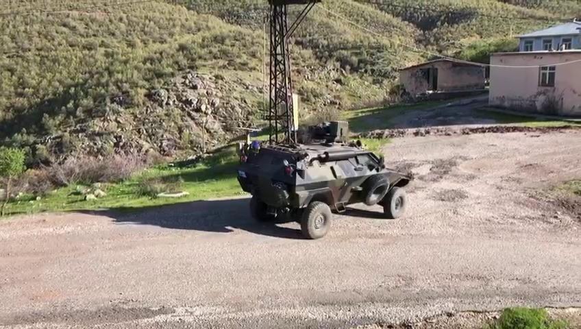 Siirt'te bir belde karantinaya alındı
