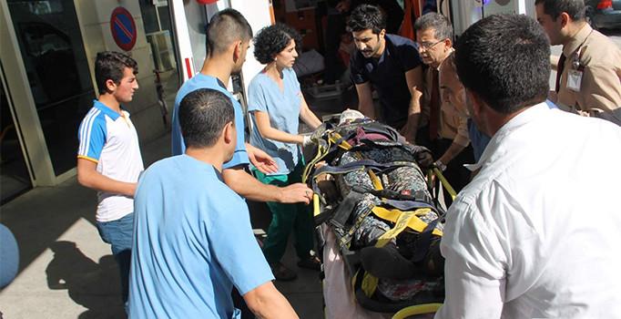 Siirt'te korkunç kaza: 2 ölü, 6 yaralı