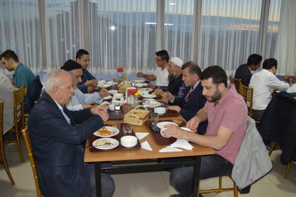Sıla Öğrenci Yurdu'ndan iftar programı