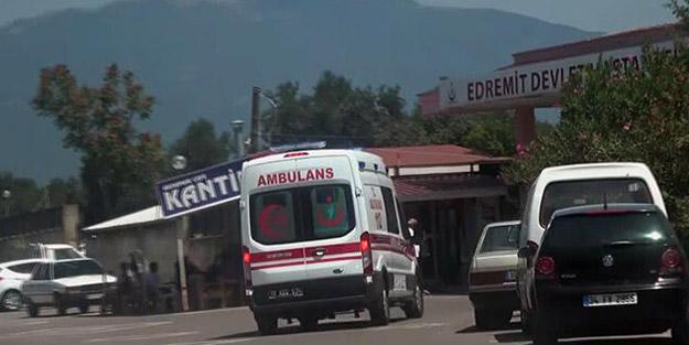 Silahlı 'şezlong' kavgasında polis memuru hayatını kaybetti