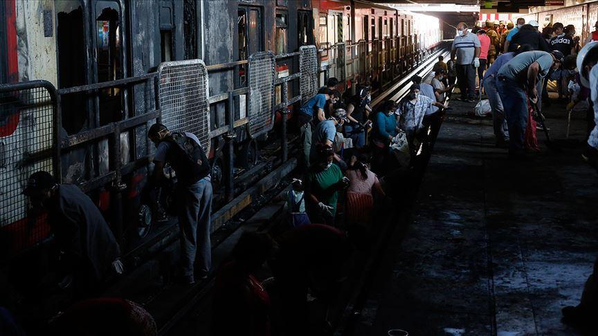 Şili'deki zam karşıtı protestolarda 8 kişi yaşamını yitirdi