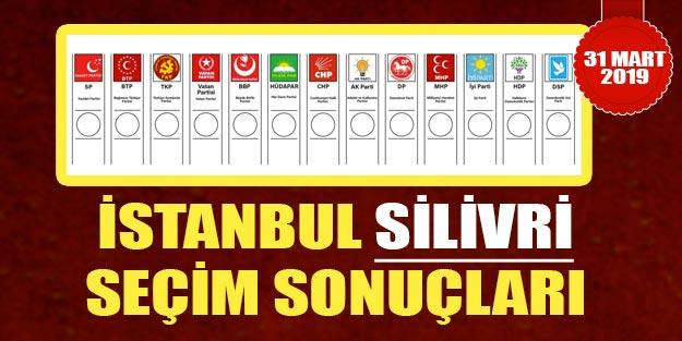 Silivri seçim sonuçları son dakika | 31 Mart İstanbul Silivri yerel seçim sonuçları MHP, CHP oy oranları