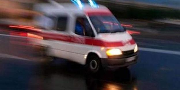 Silivri'de trafik kazası: 1 ölü, 1 yaralı