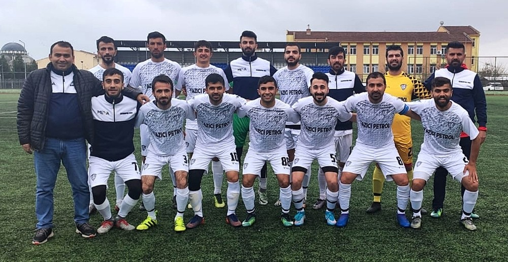 Silvan Aslanspor Play-Off'u garantiledi