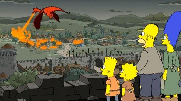 Simpsonlar dizisi hangi kanalda?