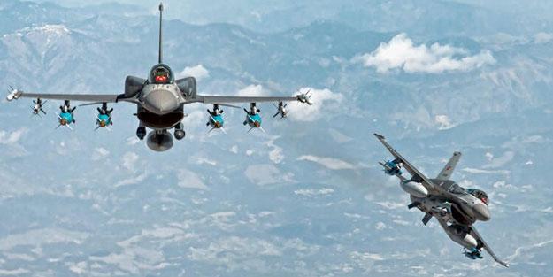 Sınır ötesine operasyon düzenleyen TSK'dan PKK'ya ağır darbe!