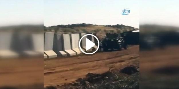 Sınırda 'duvar' gerginliği