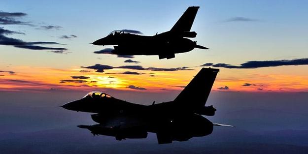 Sınırda F-16'ların devriye sistemi değişti