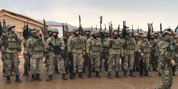Sınır'da İdlib hareketliliği! Komandolar Hatay'a ulaştı