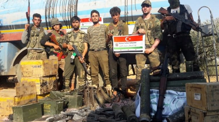 Sınırda sıcak gelişme! Terör örgütü YPG'ye soğuk duş