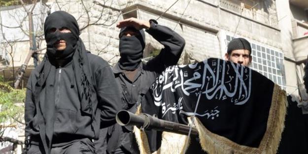 El Nusra Cephesi sınırdan çekiliyor