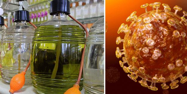 Sınırımıza dayanan koronavirüse ne iyi gelir? Uzmanlar mikrop kırıcı dedi, talep patladı