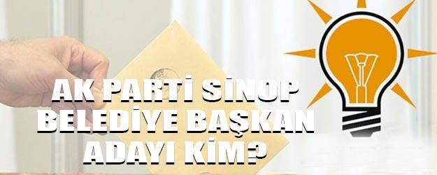 Sinop AK Parti belediye başkan adayları 2019