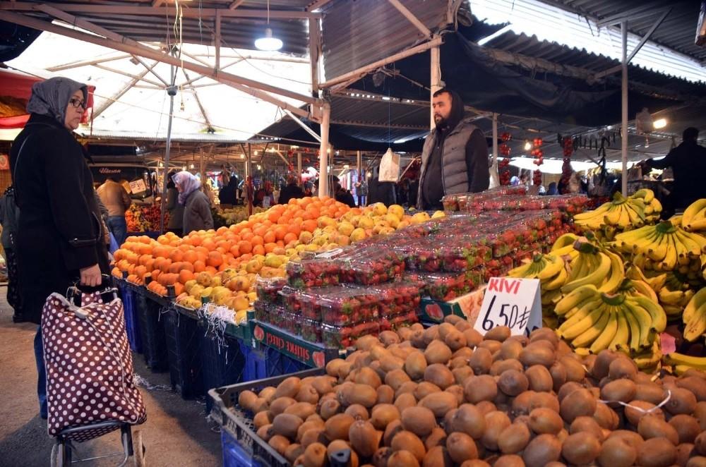 Sinoplu pazarcıların umudu bahara kaldı