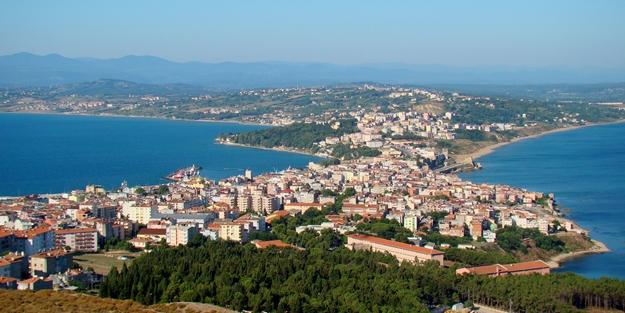 Sinop'ta gezilebilecek en güzel yerler