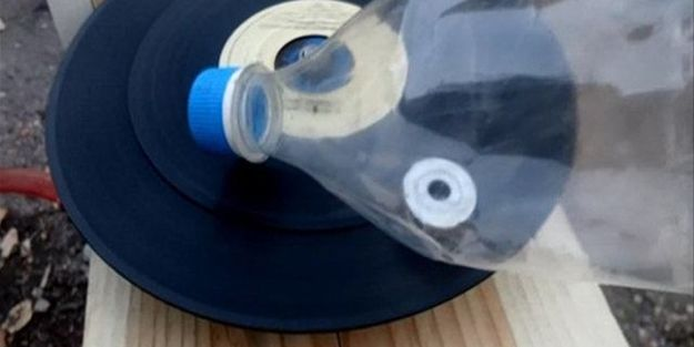 Sıradışı icat! Sadece su ile çalışıyor