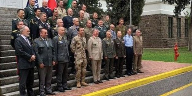Sırbistan detayı! NATO'nun 16 komutanı İzmir'de