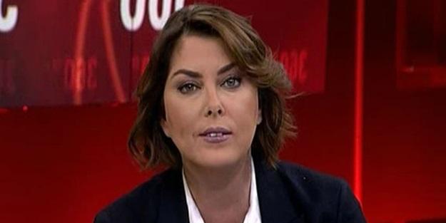 Şirin Payzın CNN Türk'ten kovuldu!